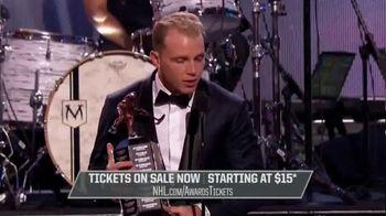 2017 NHL Awards TV Spot, 'Vegas Golden Knights Expansion Draft' - Thumbnail 6