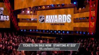 2017 NHL Awards TV Spot, 'Vegas Golden Knights Expansion Draft'