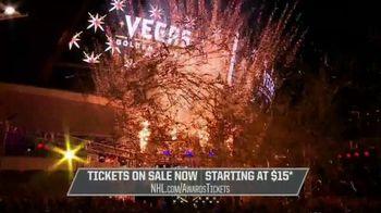 2017 NHL Awards TV Spot, 'Vegas Golden Knights Expansion Draft' - Thumbnail 8