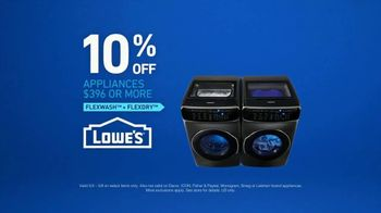 Lowe's TV Spot, 'The Moment: Delicates' - Thumbnail 8