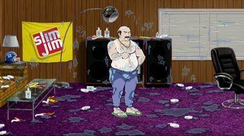 Slim Jim TV Spot, 'Adult Swim: Flame On'