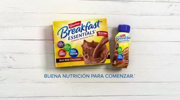 Carnation Breakfast Essentials TV Spot, 'El día no ha empezado' [Spanish] - Thumbnail 8