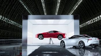 Lexus LC 500 TV Spot, 'Feats of Amazing' [T1] - 4906 commercial airings