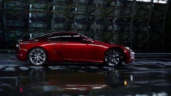 Lexus LC 500 TV Spot, 'Feats of Amazing' [T1] - Thumbnail 5