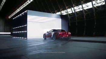 Lexus LC 500 TV Spot, 'Feats of Amazing' [T1] - Thumbnail 6