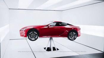Lexus LC 500 TV Spot, 'Feats of Amazing' [T1] - Thumbnail 9