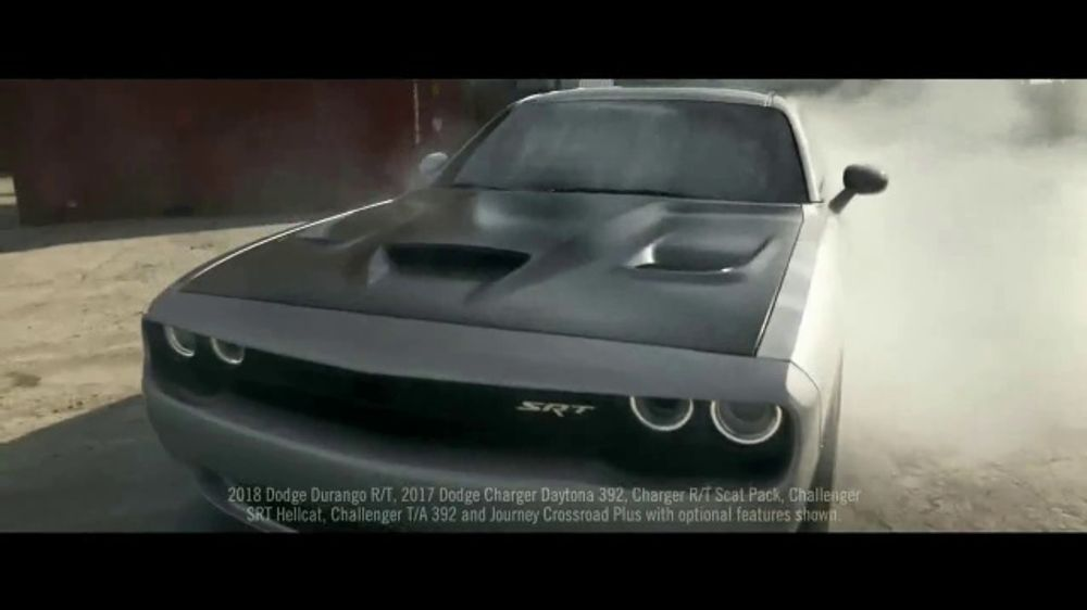 2017 Dodge Charger Tv Commercial Brotherhood Of Muscle Featuring