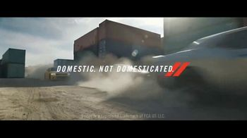2017 Dodge Charger TV Spot, 'Brotherhood of Muscle' Featuring Vin Diesel [T2] - Thumbnail 7