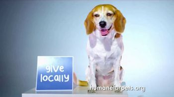 Humane Society for Shelter Pets TV Spot, 'Give Locally' - Thumbnail 4