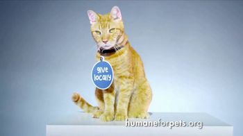 Humane Society for Shelter Pets TV Spot, 'Give Locally' - Thumbnail 6