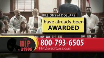 Gold Shield Group TV Spot, 'Metal on Metal Hip Implant' - Thumbnail 2