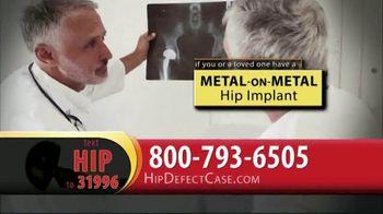 Gold Shield Group TV Spot, 'Metal on Metal Hip Implant' - Thumbnail 3