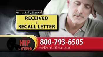 Gold Shield Group TV Spot, 'Metal on Metal Hip Implant' - Thumbnail 5