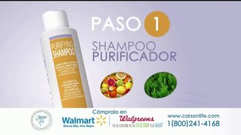Carson Life Hair Care System TV Spot, 'Sistema de cuidado' [Spanish] - Thumbnail 3