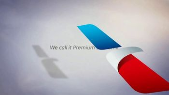 American Airlines Premium Economy TV Spot, 'More' - Thumbnail 6