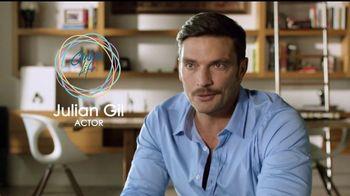 Carson Life Hair Care System TV Spot, 'Pasos' con Julian Gil [Spanish]