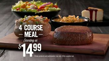 Outback Steakhouse Aussie 4 Course Meal TV Spot, 'Slot Machine' - Thumbnail 5