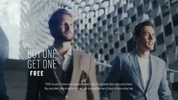 Men's Wearhouse BOGO TV Spot, 'Keep Your Wardrobe on Trend' - Thumbnail 3
