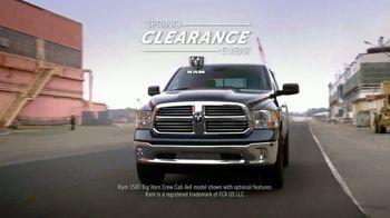 Ram Trucks Spring Clearance Event TV Spot, '2017 Ram 1500 for the Spring' [T2] - Thumbnail 2