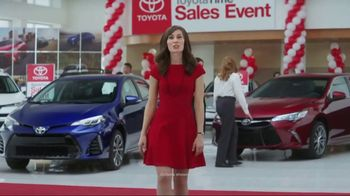 Toyota Time Sales Event TV Spot, 'Great Deals' [T1] - Thumbnail 1