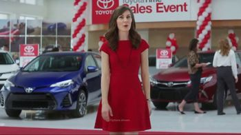 Toyota Time Sales Event TV Spot, 'Great Deals' [T1] - Thumbnail 2