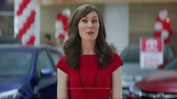 Toyota Time Sales Event TV Spot, 'Great Deals' [T1] - Thumbnail 3