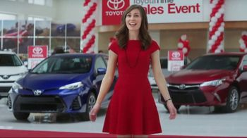 Toyota Time Sales Event TV Spot, 'Great Deals' [T1] - 4 commercial airings