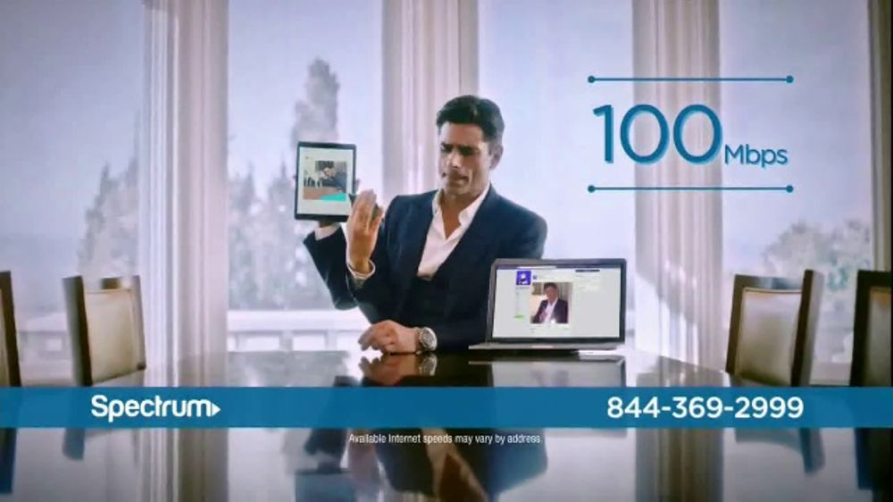 Spectrum TV Commercial, 'Be Spectacular' Featuring John Stamos