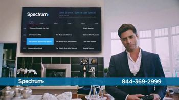 Spectrum TV Spot, 'Be Spectacular' Featuring John Stamos - Thumbnail 4
