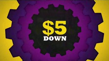 Planet Fitness TV Spot, 'Good Things Come in Fives' - Thumbnail 2