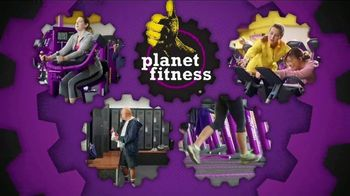 Planet Fitness TV Spot, 'Good Things Come in Fives' - Thumbnail 5