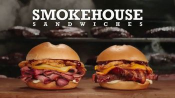 Arby's Smokehouse Sandwiches TV Spot, 'Primal' - Thumbnail 3
