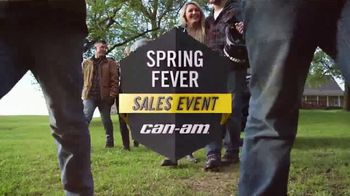 Can-Am Spring Fever Sales Event TV Spot, 'Outlander 450' - Thumbnail 2