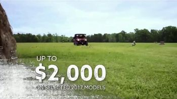 Can-Am Spring Fever Sales Event TV Spot, 'Outlander 450' - Thumbnail 5