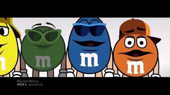 M&M's TV Spot, 'Bite-Size Beat by Nick L, Denver, CO' - Thumbnail 1