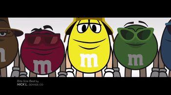 M&M's TV Spot, 'Bite-Size Beat by Nick L, Denver, CO' - Thumbnail 6