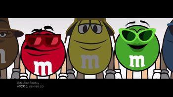 M&M's TV Spot, 'Bite-Size Beat by Nick L, Denver, CO' - Thumbnail 7