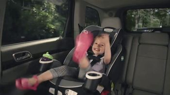 Graco 4Ever Extend2Fit Car Seat TV Spot, 'Growing Up'