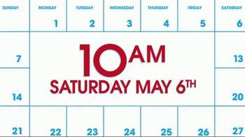 Rooms to Go Spring Clearance Sale TV Spot, 'Mark Your Calendar' - Thumbnail 1