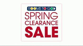 Rooms to Go Spring Clearance Sale TV Spot, 'Mark Your Calendar' - Thumbnail 2