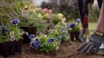 Lowe's Refresh Your Outdoors Event TV Spot, 'The Moment: Annuals' - Thumbnail 7