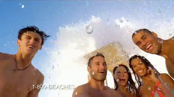 1-800 Beaches TV Spot, 'Everything's Included For Generation Everyone' - Thumbnail 2