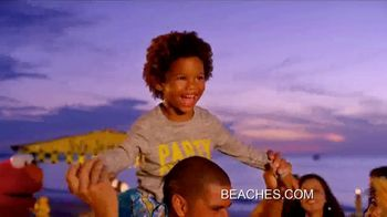 1-800 Beaches TV Spot, 'Everything's Included For Generation Everyone'