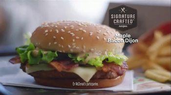 McDonald's Signature Crafted Recipes TV Spot, 'Inspiración' [Spanish] - Thumbnail 9
