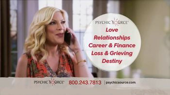 Psychic Source Tori's Special TV Spot, 'Clarity' Featuring Tori Spelling - Thumbnail 2
