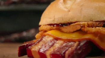 Arby's Smokehouse Pork Belly Sandwich TV Spot, 'Differences' - Thumbnail 4