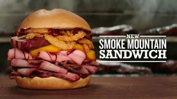 Arby's Smoke Mountain Sandwich TV Spot, 'Food Chain' - 440 commercial airings