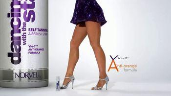Norvell Self Tanning Airbrush Spray TV Spot, 'Dancing' Feat. Emma Slater - Thumbnail 7