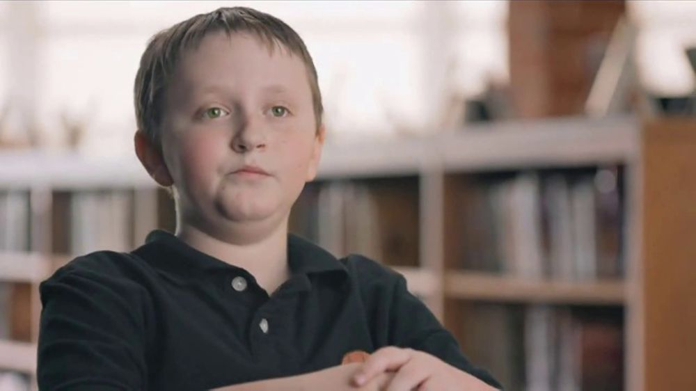 Microsoft TV Commercial, 'Education and Technology: Helping Students Read'