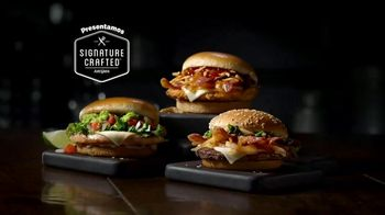 McDonald's Signature Crafted Recipes TV Spot, 'Aguacates Hass' [Spanish] - Thumbnail 1